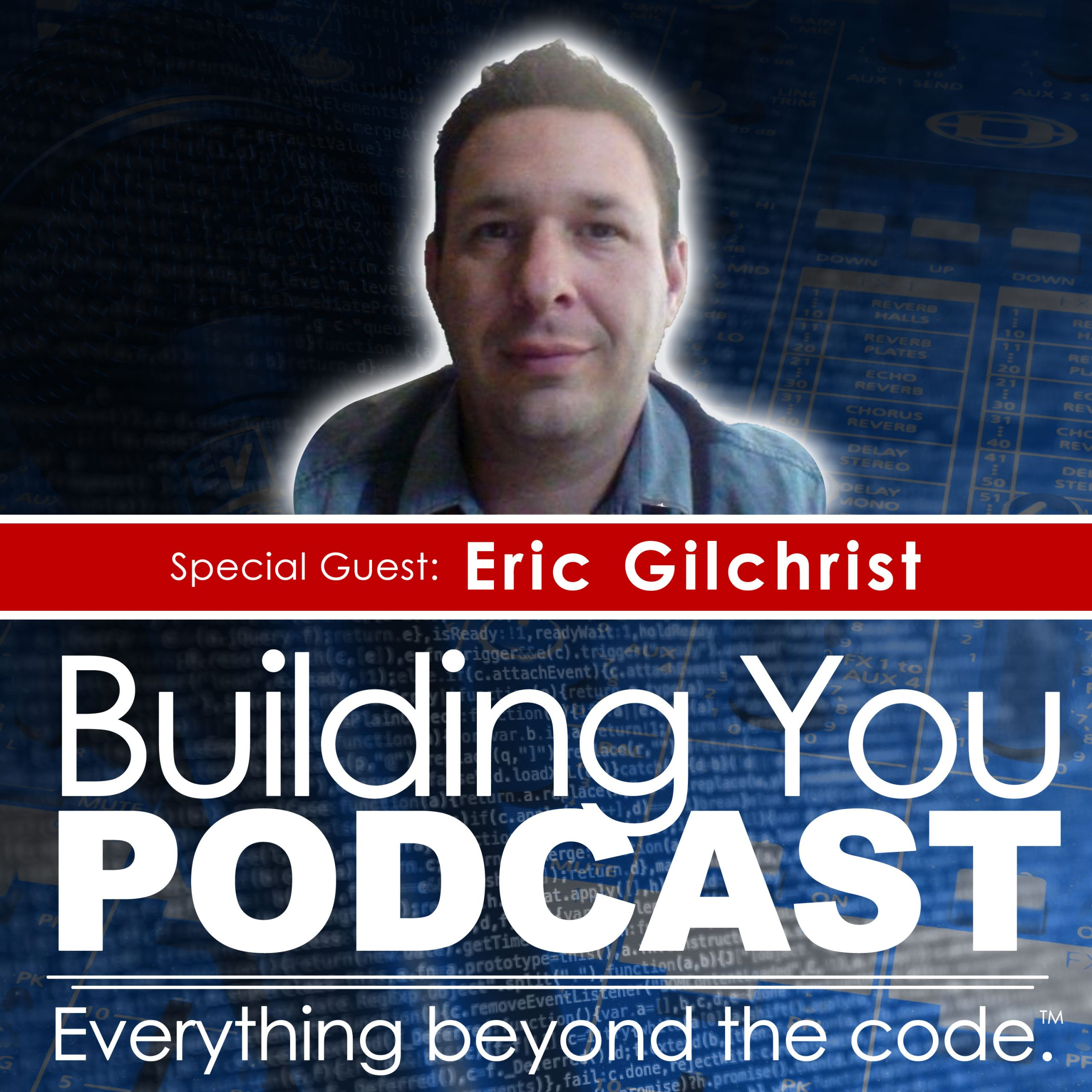 Ep 2 – Eric Gilchrist – Job interviewing, front end technology, and switching careers