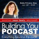 Ep 5 – Jean Seely – Data Privacy, #WomenInTech, and more
